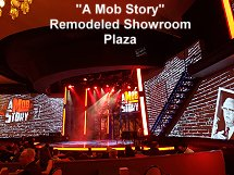 Plaza - A Mob Story remodeled showroom