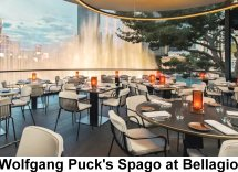 Bellagio - Wolfgang Puck's Spago