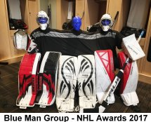 Blue Man Group - NHL Awards 2017