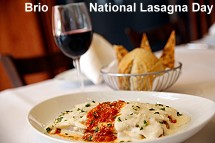 Brio National Lasagna Day 2016