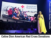 Celine Dion - American Red Cross