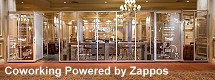 Coworking Powered by Zappos