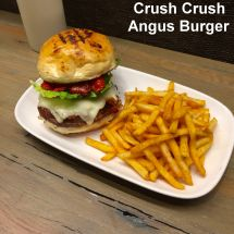 Crush Crush - Angus Burger
