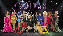 Divas with Throne