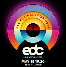 EDC Las Vegas 2018 logo