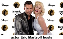 Eric Martsolf hosts legends