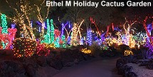 Ethel M holiday cactus garden