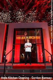 Hell's Kitchen Opening Gordon Ramsay