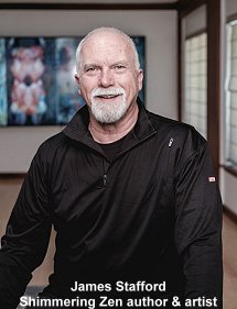 James Stanford Shimmering Zen author
