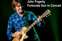 John Fogerty  - Fortunate Son Tour