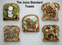 The Juice Standard toasts