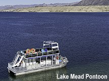 Lake Mead pontoon