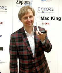 Mac King - entertainer of the year