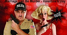 Marriage Can Be Murder - Valentines Day