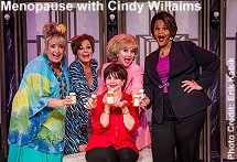 Menopause with Cindy Williams