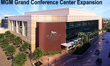 MGM Grand Conference Center expansion rendering