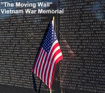 Moving Wall - Vietnam war memorial