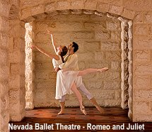 Nevada Ballet Theatre - Romeo and Juliet