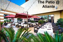 Patio at Aliante
