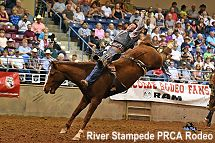 River Stampede PRCA Rodeo