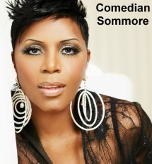 Sommore commedian