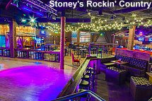 Stoney's Rockin' Country interior
