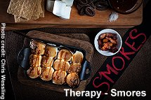 Therapy - smores