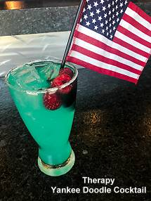 Therapy - Yankee Doodle Cocktail