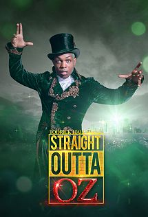Todrick Hall 2016 Straight Out of Oz
